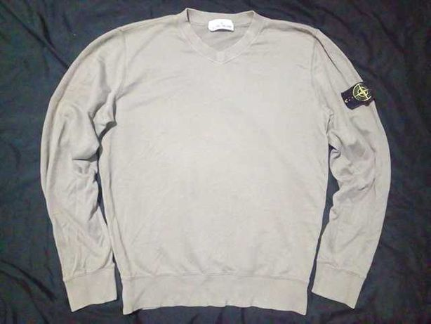 Срочно продаю свитшот свитер лонгслив оригинал Stone Island