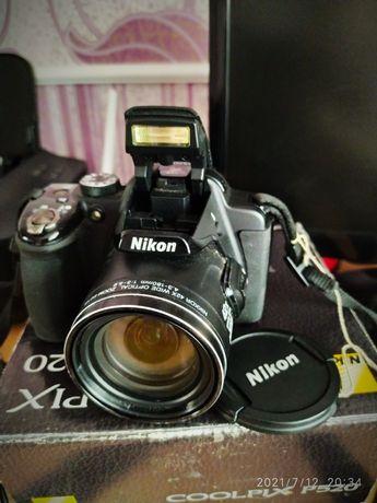 Продається фотоапарат Nikon Coolpix p520