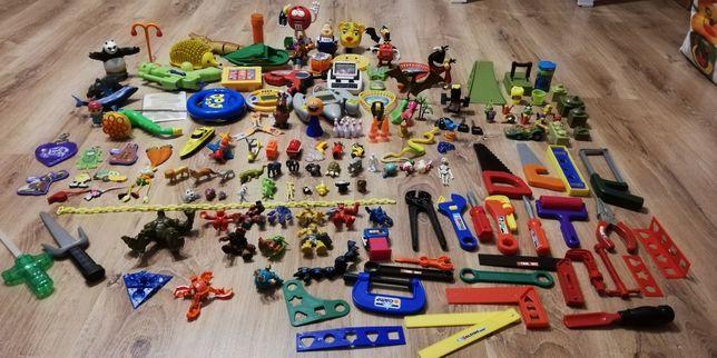 Zabawki, figurki i inne