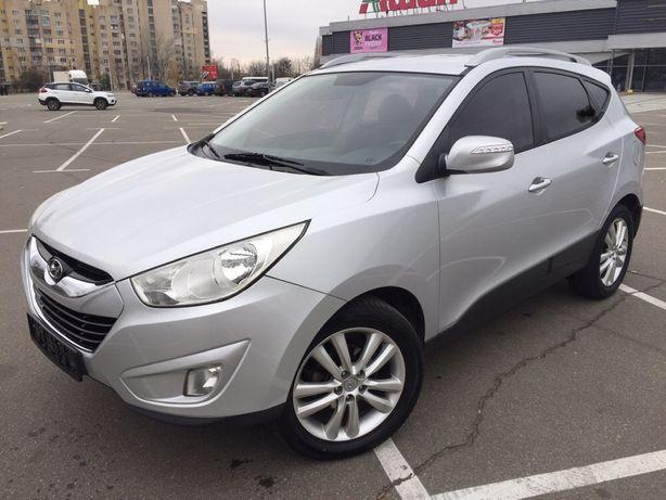 Hyundai Tucson ix 35 2.0 TDI