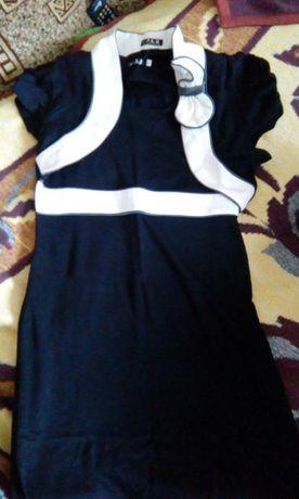 Класичне чорне плаття.Платье.Сукня