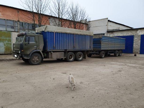 КАМАЗ 53212 1990 г.