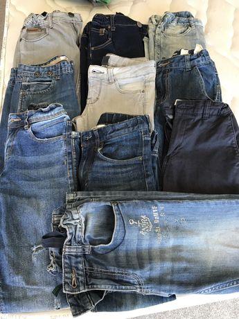 Varias calças menino