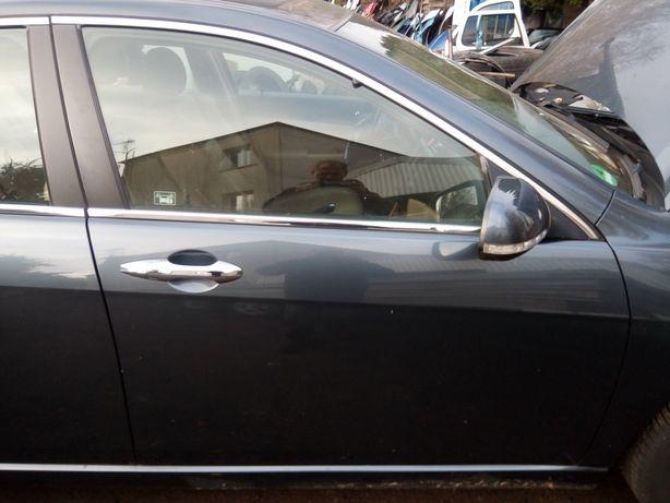 Honda Accord VII 02-08 - Drzwi przód przednie prawe kpl. NH658P EUR.