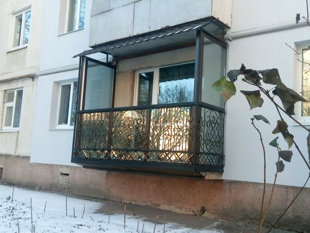 Решетки на окна, двери, балконы, металлоконструкции