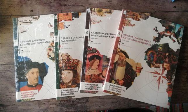 Livros/manuais de História e arte - por estrear