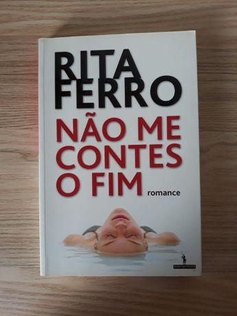 Não me Contes o Fim, Rita Ferro