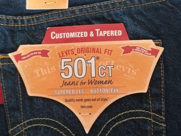 Spodnie damskie Levi's 501 W 26 L 32