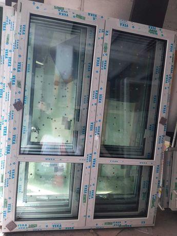 okno Pcv 1170 x 2370