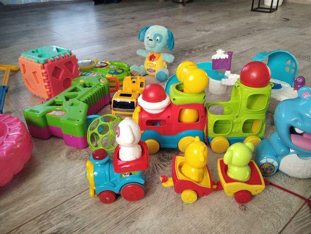 Mix zabawek interaktywnych