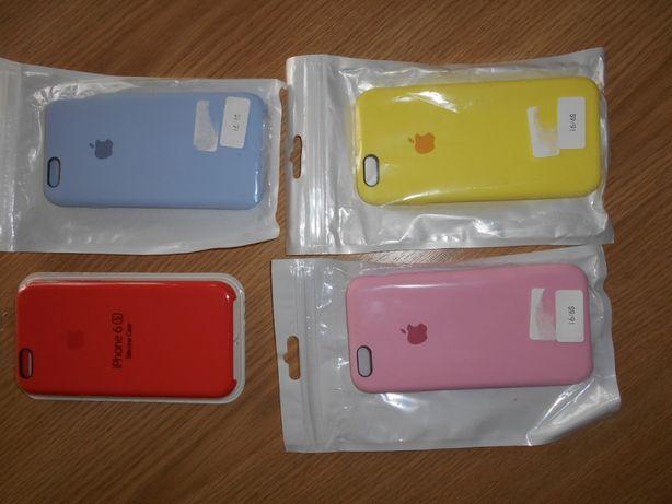 Capas Novas Iphone 6 ou 6S Em silicone