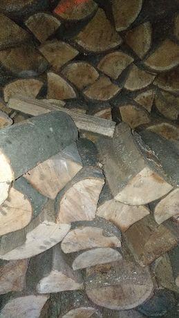 Sezonowane drewno suche