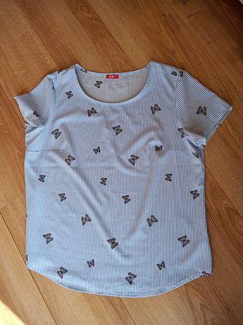 Bluzka koszulowa damska