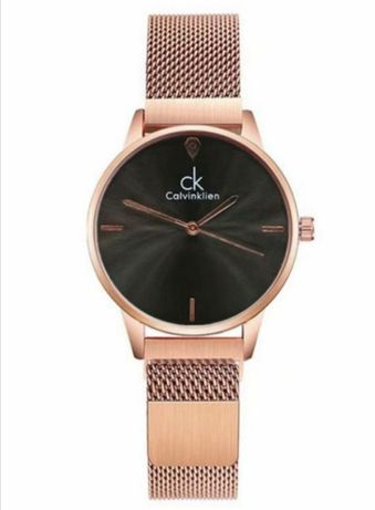 Nowy zegarek CK, złoty, bransoleta na magnes - NOWOŚĆ! Szybka wysyłka!