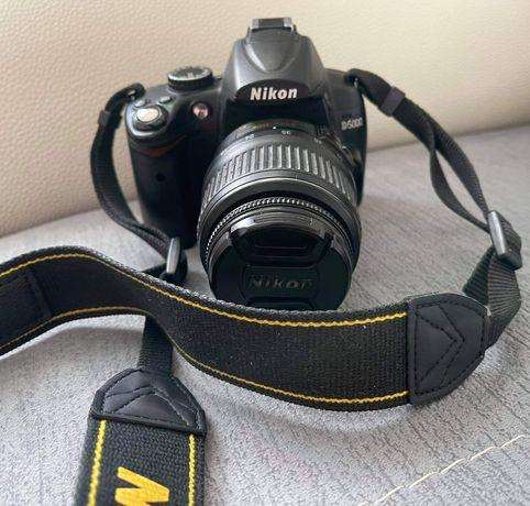Lustrzanka Nikon d5000