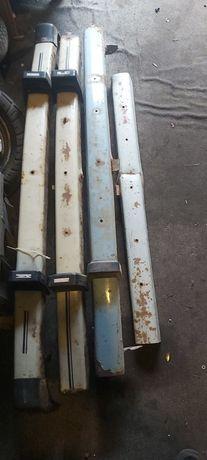 Trabant części samochodowe karoseria lampy