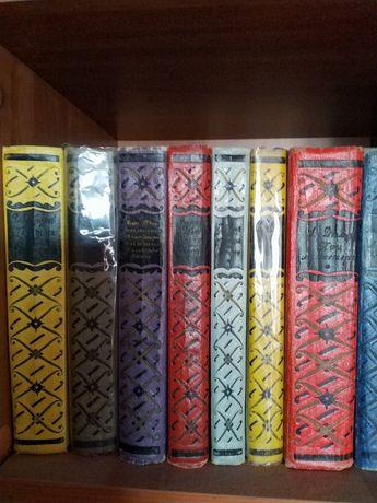 Библиотека приключений 18 шт