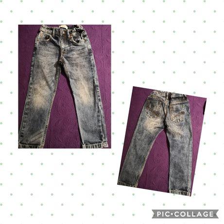 Calças de menino marca Lefties tamanho 4/5 anos