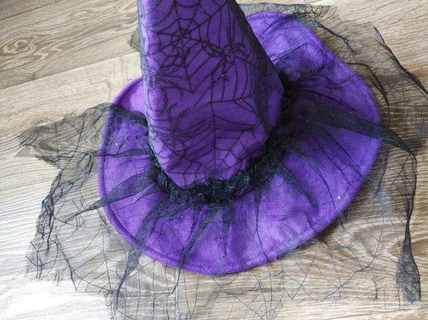 Шляпа колпак ведьмы детская