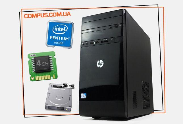 Современный офисный ПК INTEL S1155 с ЛИЦЕНЗИОННОЙ Windows 7 и 10 PRO !