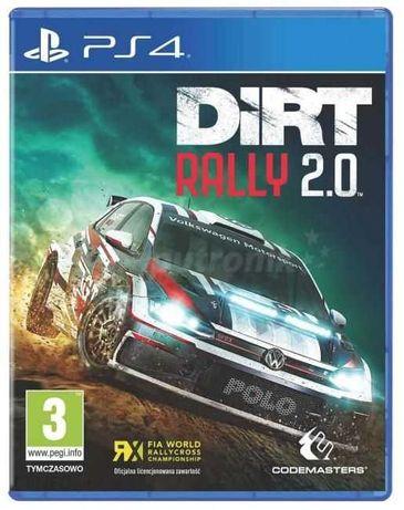 Gra ps 4 dirt rally 2.0
