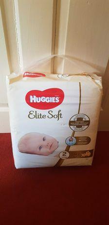 Подгузники Huggies Elite Soft 2 (4-6kg)