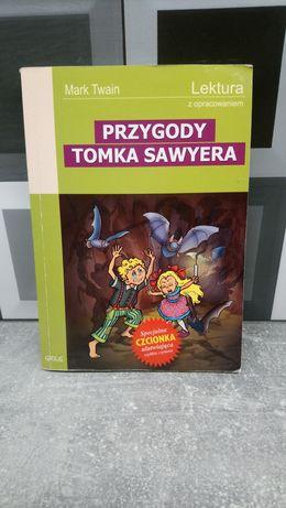 Przygody Tomka Sawyera z opracowaniem