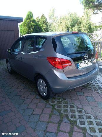 Opel Meriva Turbo,Krajowy,Lpg,lakier fabryczny.