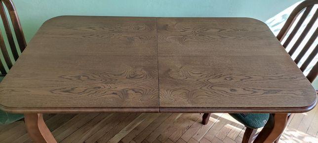 Stół + 3 krzesła