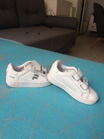 Buty dziecięce Fila r.25