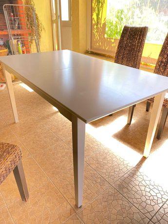 Mesa de Jantar IKEA Extensível - 150/200cm