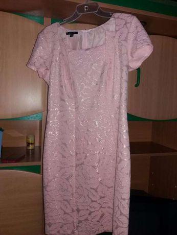 sukienka na wesele, różowa sukienka, sukienka elegancka