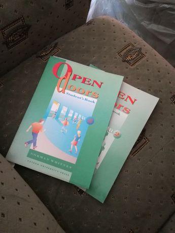 Open doors 2 Whitney książki do angielskiego Oxford