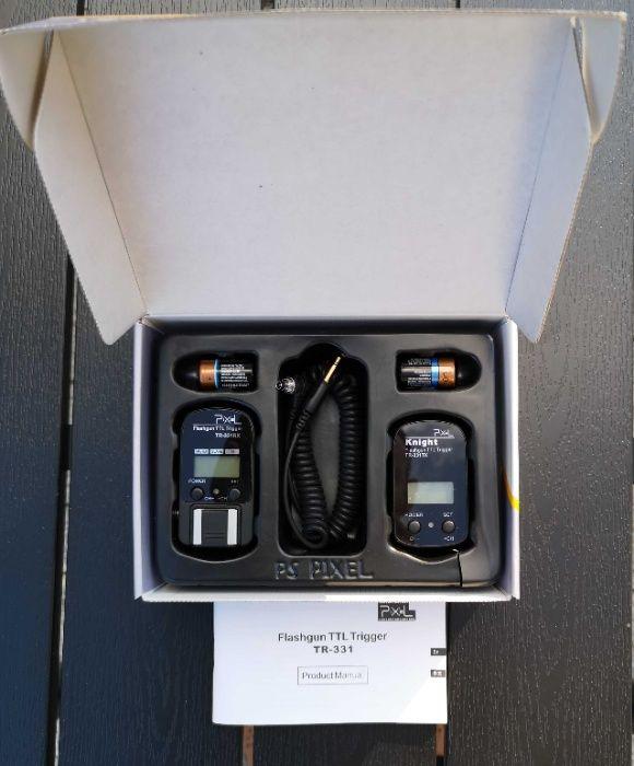 Pixel TR-331 Nikon wyzwalacz radiowy do lamp błyskowych Podgórzyn - image 1
