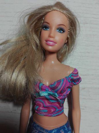 Lalka Barbie firmy Mattel + Simba