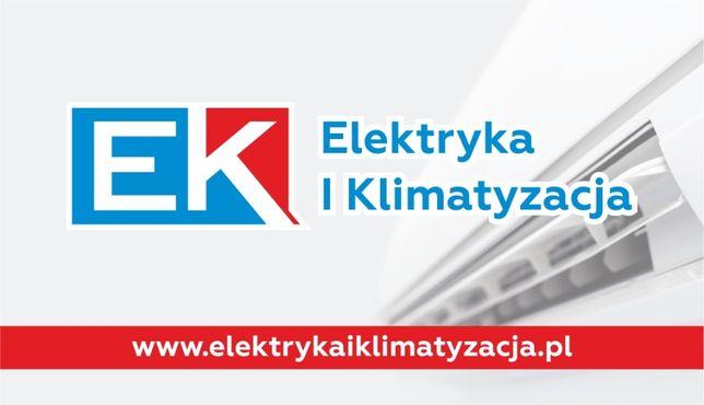 Elektryk.Instalacje elektryczne.Usługi elektryczne.Elektryka.