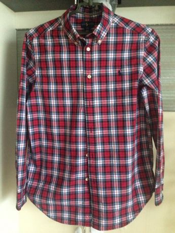 Ralph Lauren рубашка подростку 13-14 лет