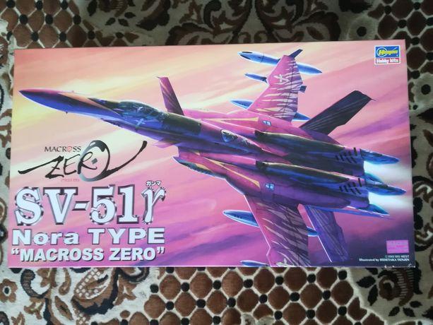 Японский модель самолета 1/72 новый. Не дорого!