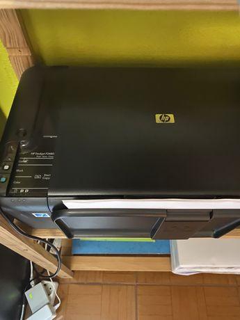 Impressora HP Deskejet F2480