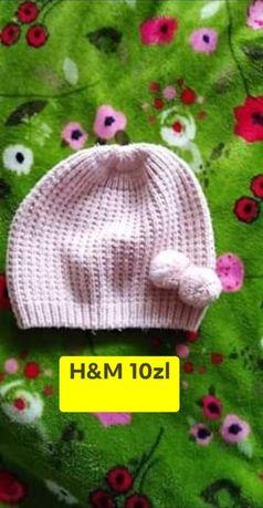 Czapka jedienno-wiosenna H&M r.98/104
