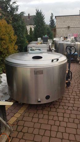 Schładzalnik, zbiornik do mleka 800