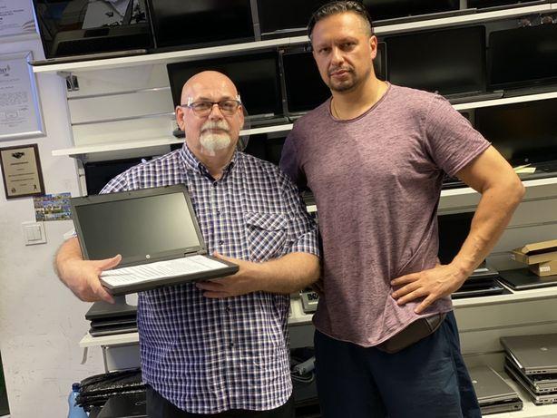 Laptopy Klasy Biznes Dell Lenovo Hp z Gwarancją i Dostawą Gratis Fv23%