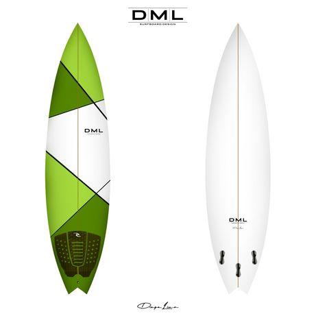 Prancha de Surf DML.Design