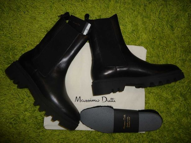 Сапоги ботинки челси Bottega Veneta vuitton Scervino Massimo Dutti 39р