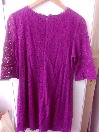 Гипюровое платье Oasis, размер L