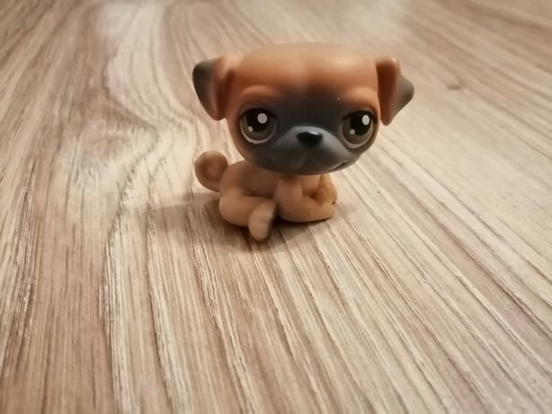 Littlest Pet Shop Buldog