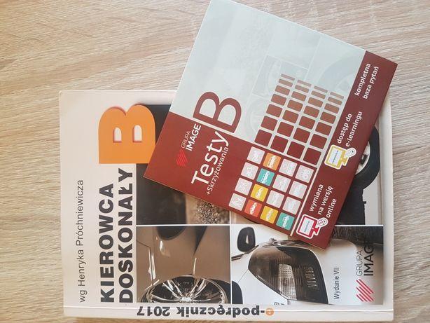 Książka i płyta do nauki Prawa jazdy