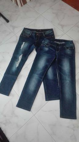 2 calças de Senhora 38