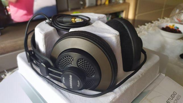 Słuchawki Samson sr850 NOWE