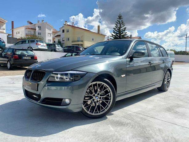 BMW 320d Touring 184cv Pele+GPS+DVD c/Garantia - 195€ p/mês